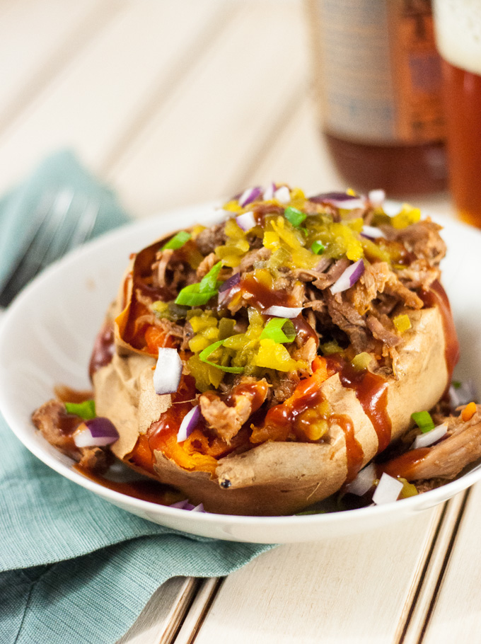 BBQ-Pork-Stuffed-Sweet-Potatoes-2