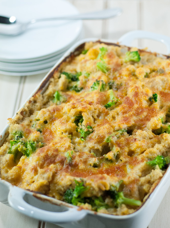Chicken-Broccoli-Quinoa-Casserole