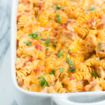King Ranch Mac and Cheese